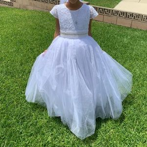 Beautiful First Communion Dress!